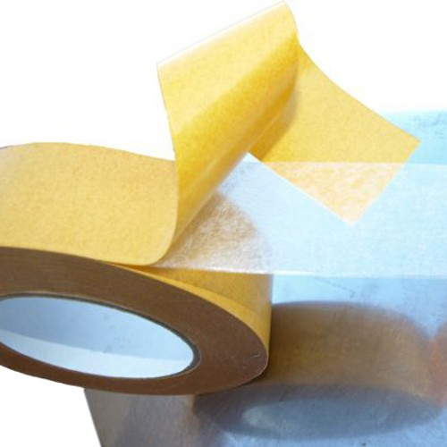 Cinta adhesiva doble cara tissue hotmelt 2