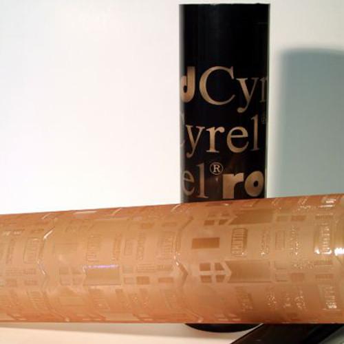 Cinta adhesiva doble cara Clichés