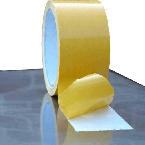 Cinta adhesiva doble cara Polipropileno Blanco