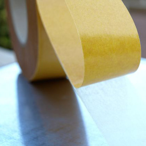 Cinta adhesiva doble cara Tissue HOTMELT