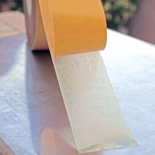 Cinta adhesiva doble cara Tissue Solvente